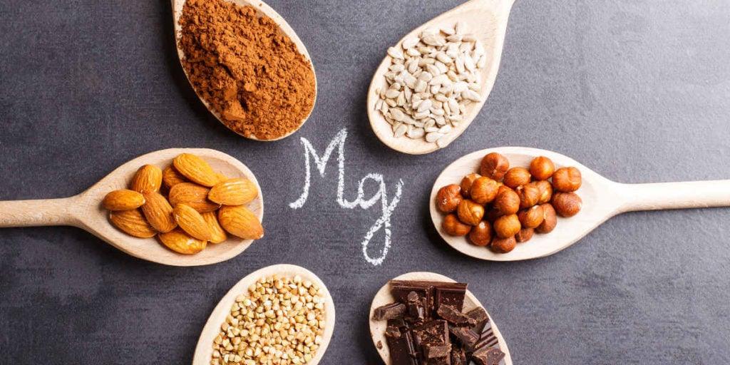 Differenti fonti di magnesio