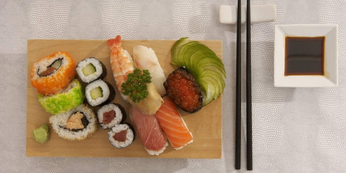 Il sushi e altri frutti di mare forniscono omega-3 nelle forme DHA ed EPA