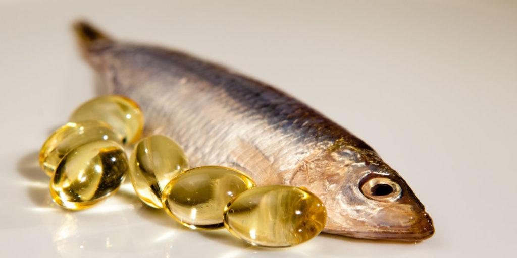 L'olio di pesce può aiutare a bruciare grassi