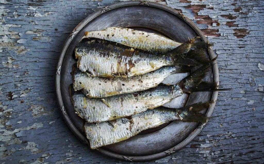 il pesce grasso e i frutti di mare sono ricchi di Omega-3