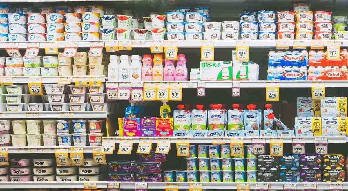 Leggi bene le etichette per individuare i migliori yogurt con probiotici