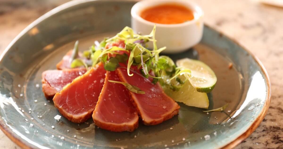Il tonno è un'altra fonte ricca di acidi grassi omega 3